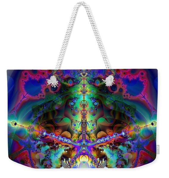 Dream Star Weekender Tote Bag