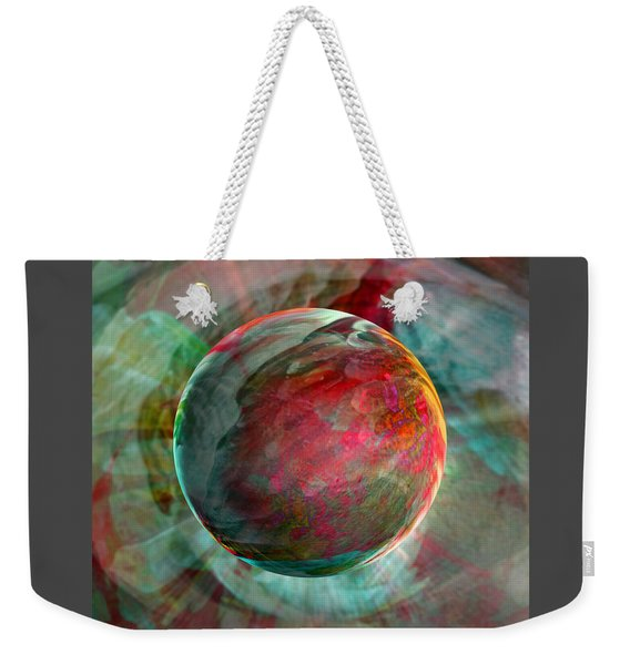 Dream Weaving Weekender Tote Bag