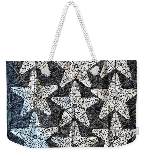 Dreaming California Stars Weekender Tote Bag