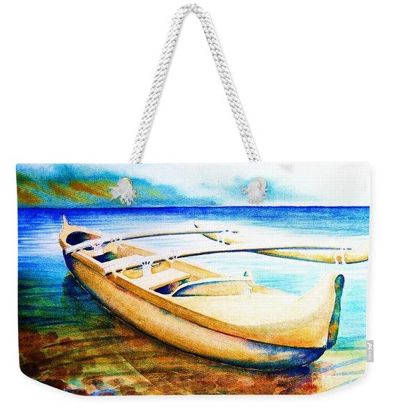 Dreams Of Polynesia Weekender Tote Bag