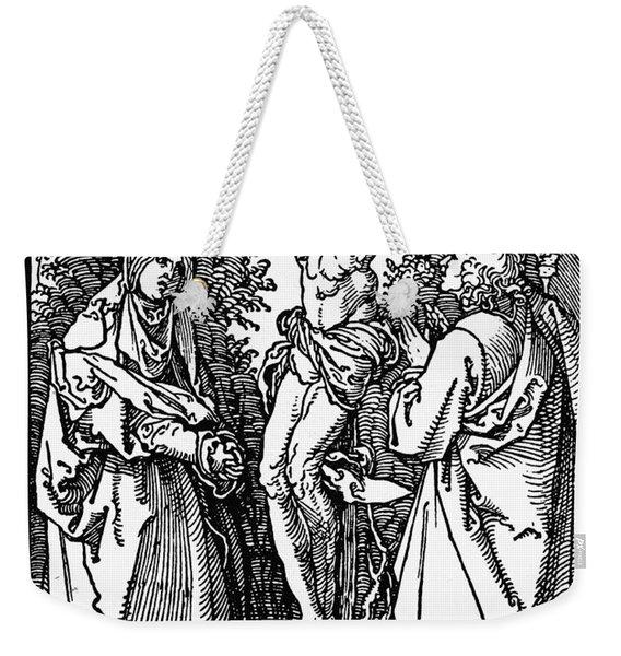 Durer Crucifixion Weekender Tote Bag