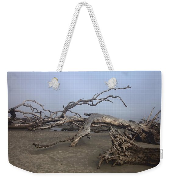Driftwood Trees On Jekyll Island Weekender Tote Bag
