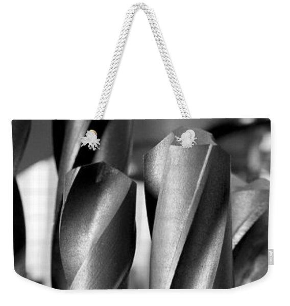 Drills Weekender Tote Bag