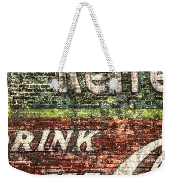 Drink Coca-cola 1 Weekender Tote Bag