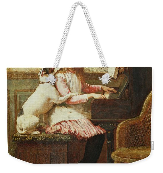 Drink To Me Only With Thine Eyes Weekender Tote Bag