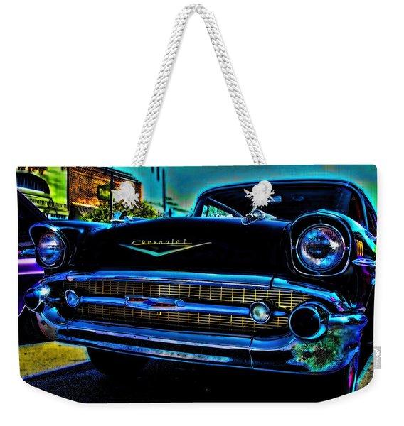 Drive In Special Weekender Tote Bag