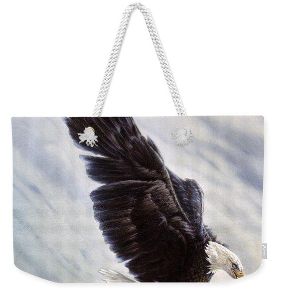 Dropping In Weekender Tote Bag