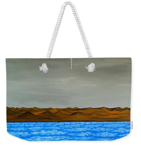 Dry-land Culture Weekender Tote Bag