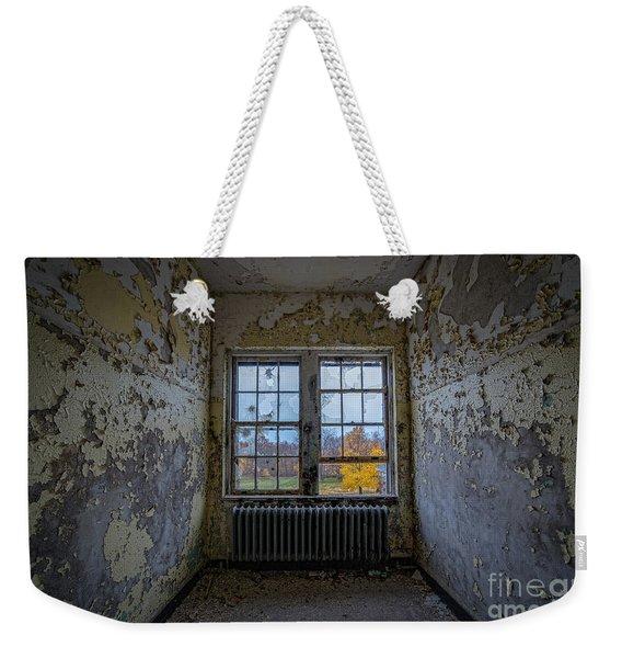 Dry Skin Weekender Tote Bag