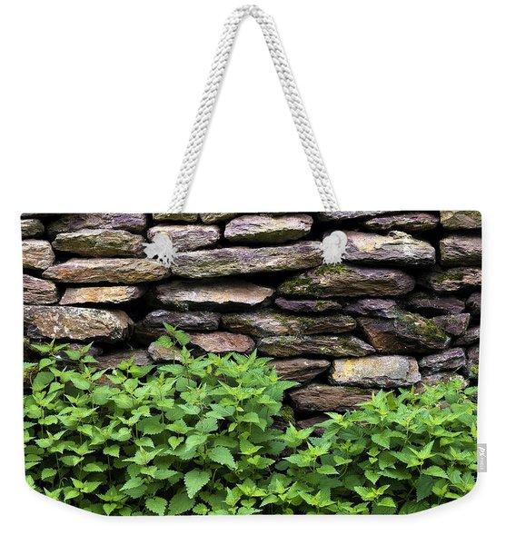 Dry Stone Wall  Weekender Tote Bag
