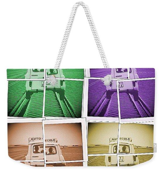 Dsd4 Weekender Tote Bag