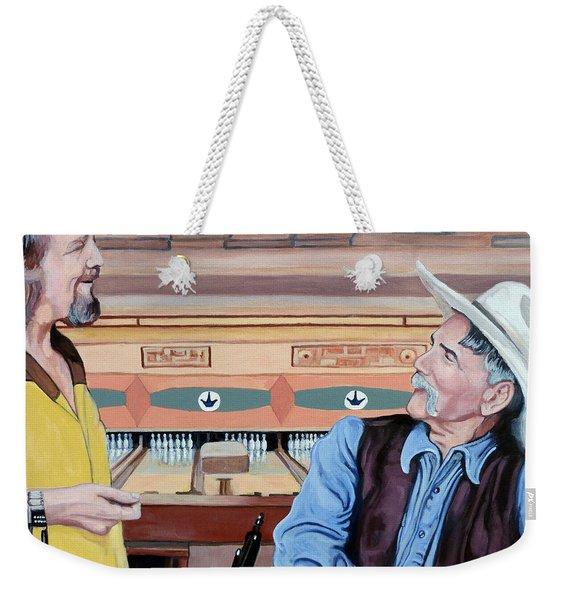 Dude You've Got Style Weekender Tote Bag