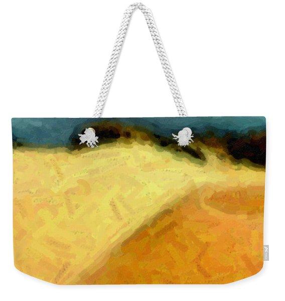 Dunes 1 Weekender Tote Bag