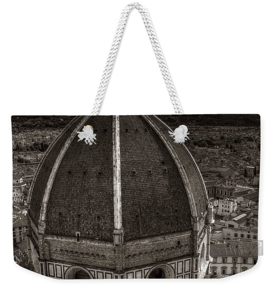Duomo Dalla Campanile  Weekender Tote Bag
