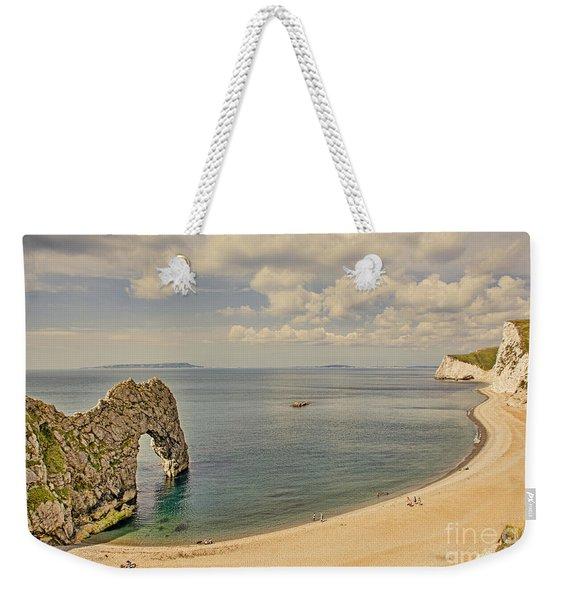 Durdle Dor Weekender Tote Bag