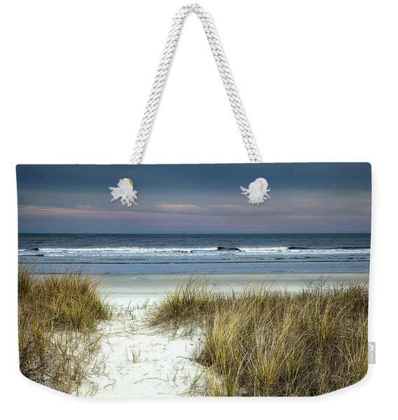 Dusk In The Dunes Weekender Tote Bag