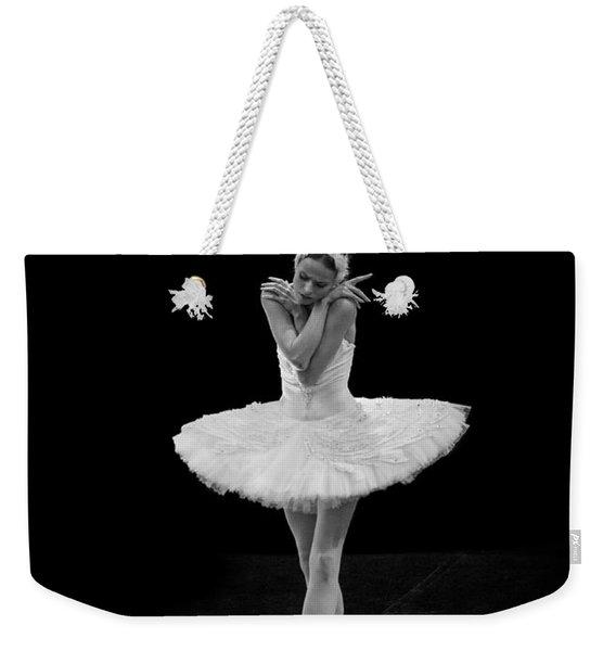 Dying Swan 5. Weekender Tote Bag