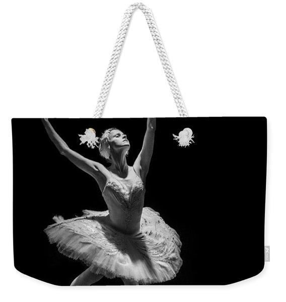 Dying Swan 6. Weekender Tote Bag