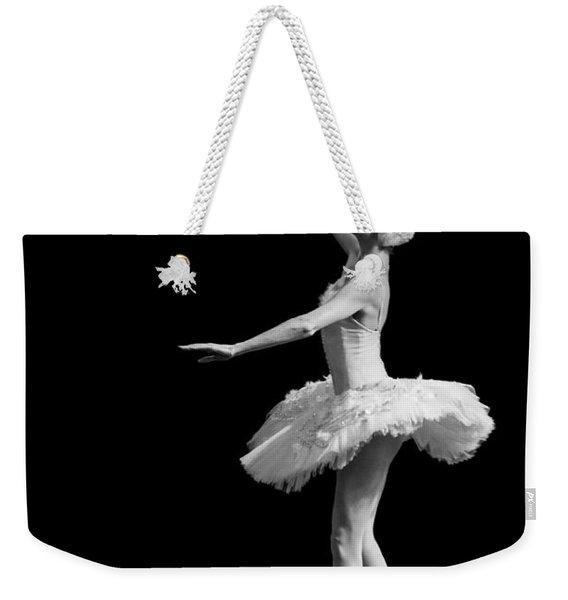 Dying Swan 8. Weekender Tote Bag