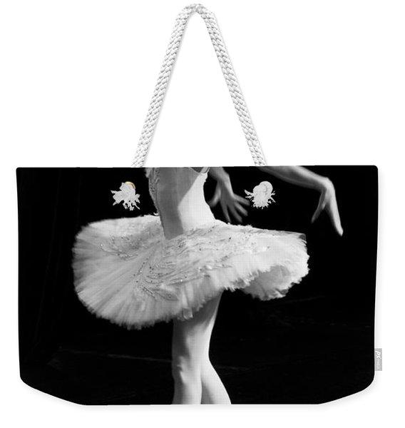 Dying Swan I. Weekender Tote Bag