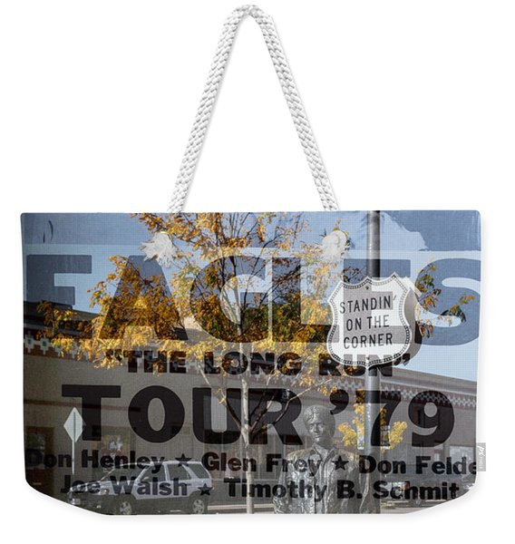 Eagles The Long Run Tour Weekender Tote Bag