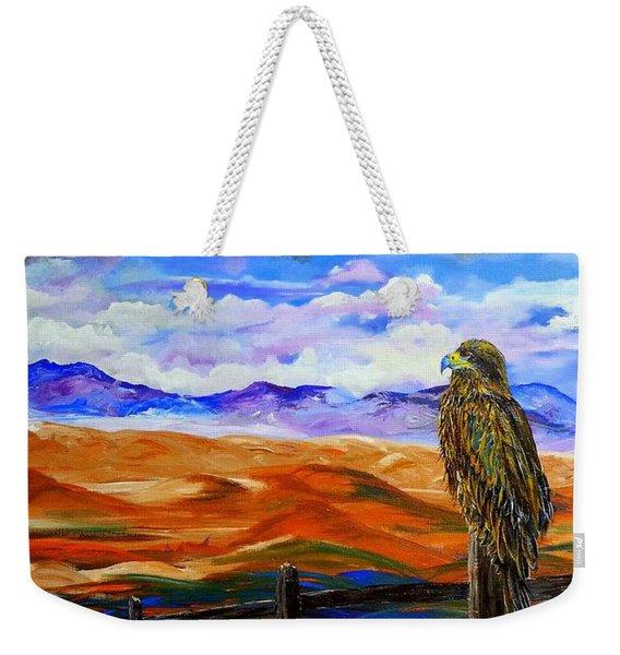 Eagles Watch Weekender Tote Bag