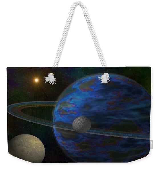 Earth-like Weekender Tote Bag