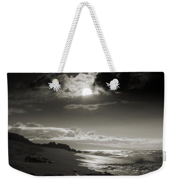 Earth Song Weekender Tote Bag