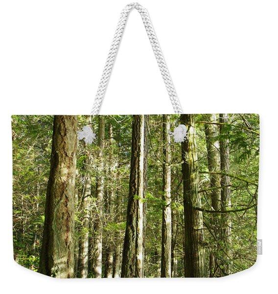 East Sooke Park Trail Weekender Tote Bag