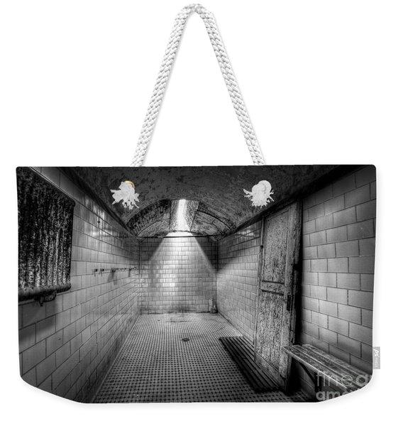 Eastern State Penitentiary Shower Weekender Tote Bag