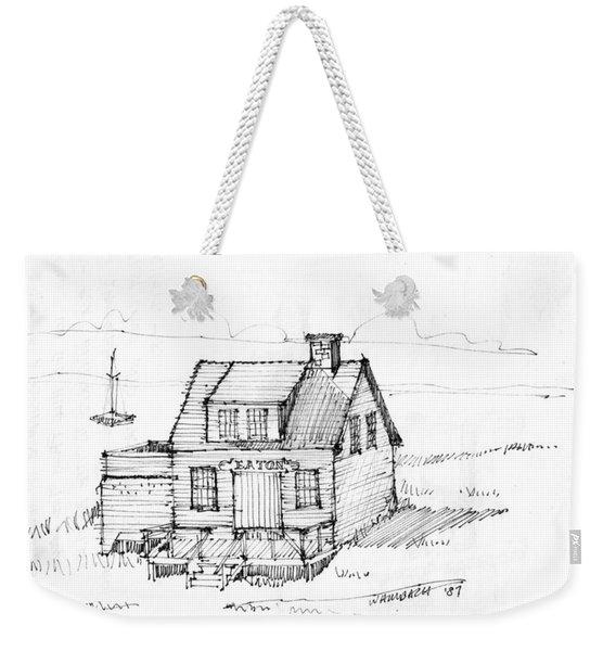 Eatons Residence Weekender Tote Bag