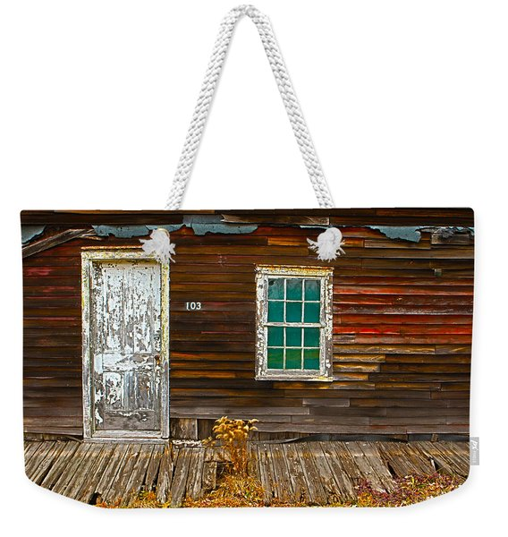 Eckley Reflection Weekender Tote Bag