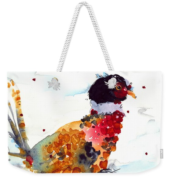 Edgar Weekender Tote Bag