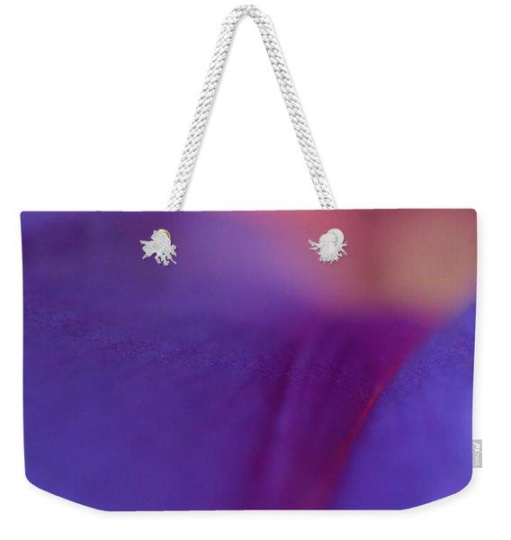 Purple Glow   Weekender Tote Bag