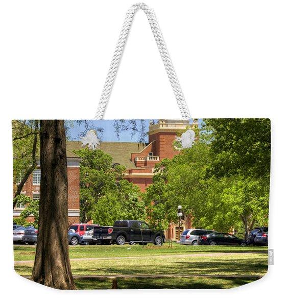 Edmon Low Library Weekender Tote Bag