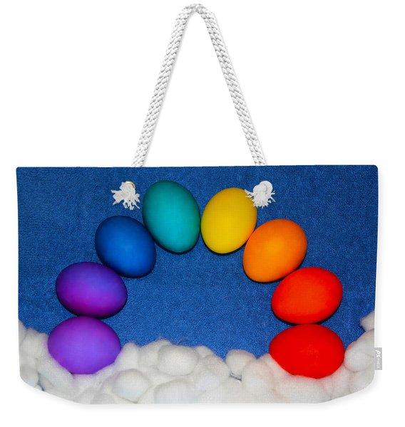 Eggbow Weekender Tote Bag