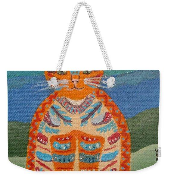Egyptian Don Juan Weekender Tote Bag