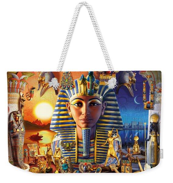 Egyptian Treasures II Weekender Tote Bag