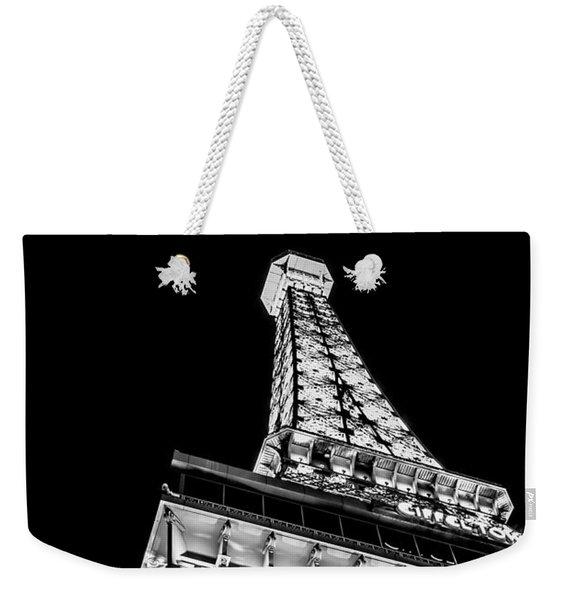 Industrial Romance Weekender Tote Bag