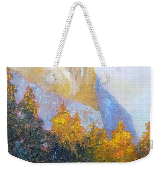 El Capitan Light Weekender Tote Bag