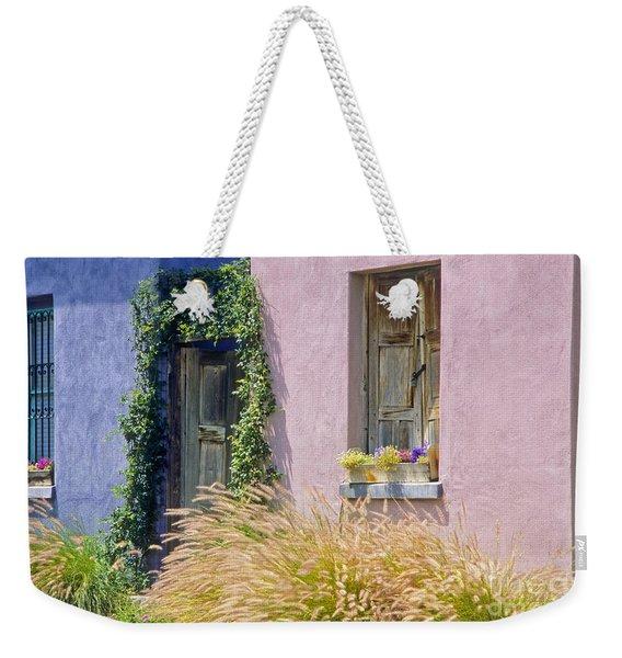 El Presidio Historic District, Az Weekender Tote Bag