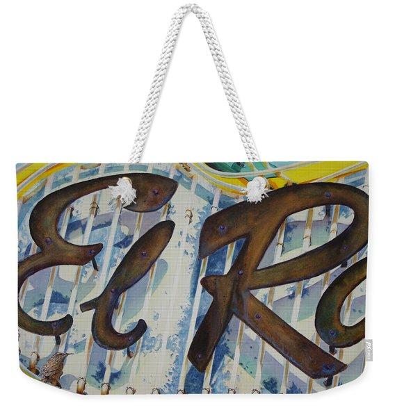 El Ray Weekender Tote Bag