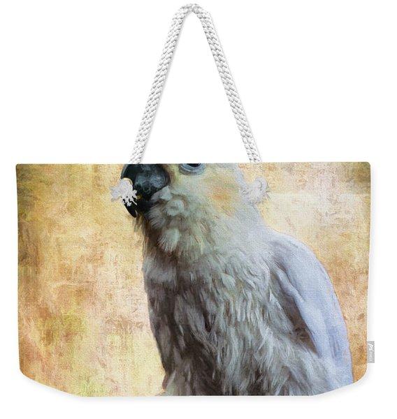 Elegant Lady Weekender Tote Bag