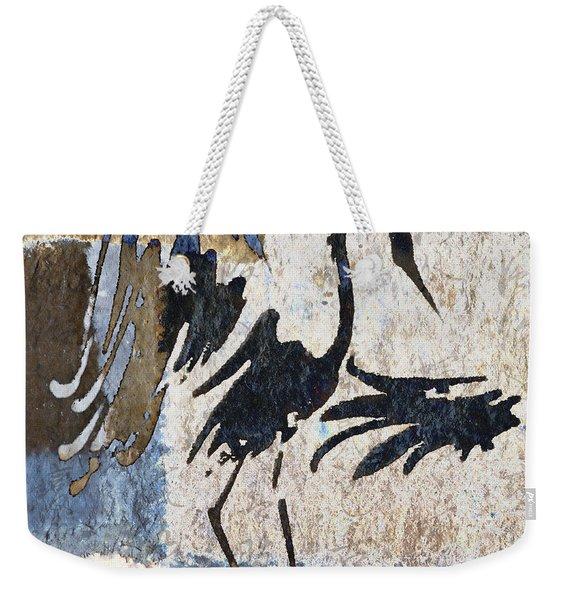 Elegant Movement Weekender Tote Bag