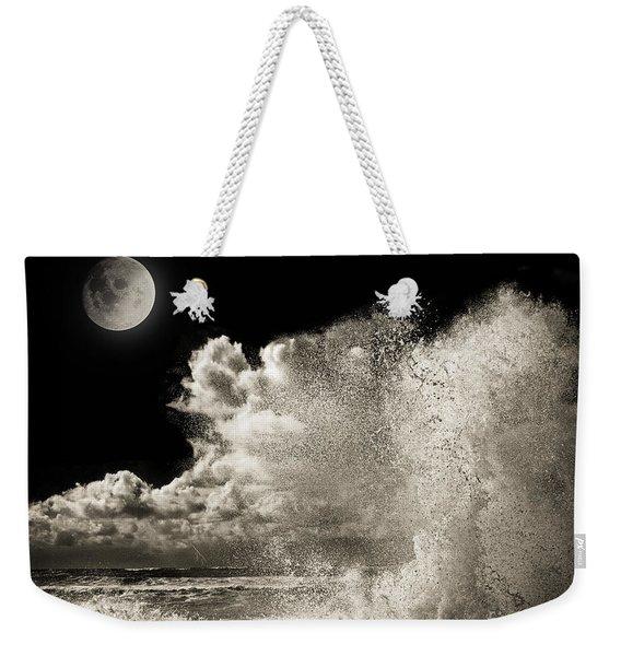 Elements Of Power Weekender Tote Bag