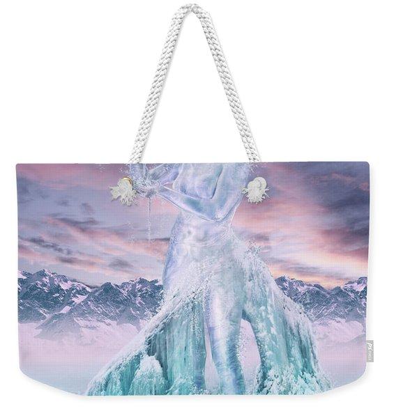 Elements - Water Weekender Tote Bag