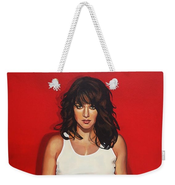 Ellen Ten Damme Painting Weekender Tote Bag