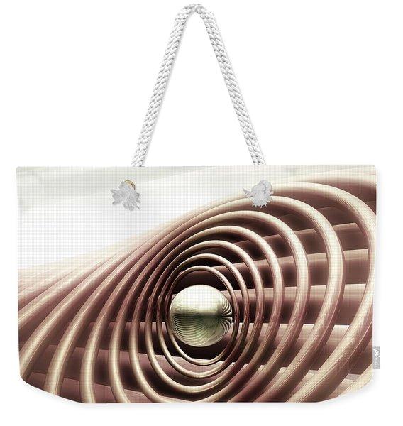Emanate Weekender Tote Bag