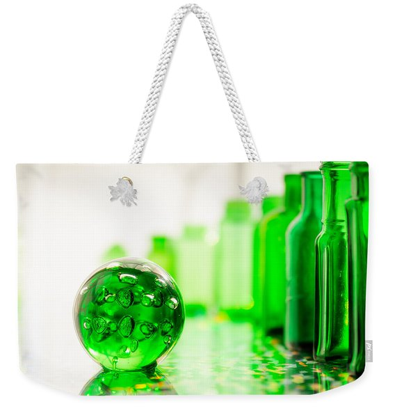 Emerald City I Weekender Tote Bag