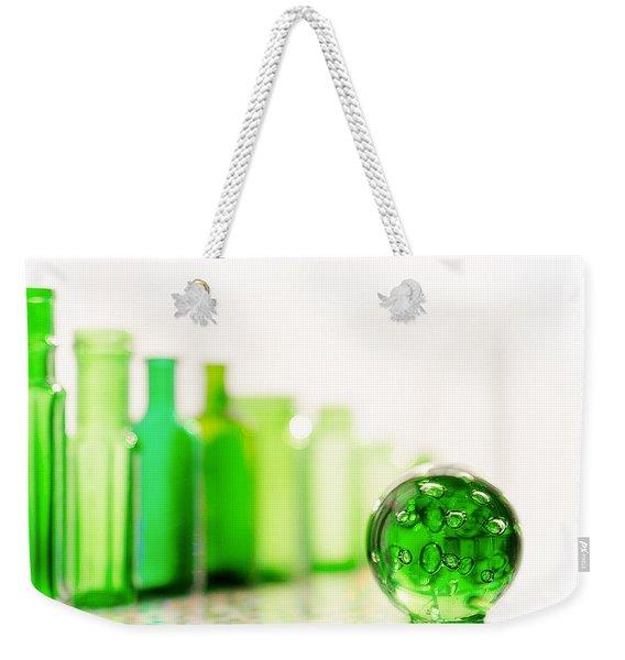 Emerald City II Weekender Tote Bag